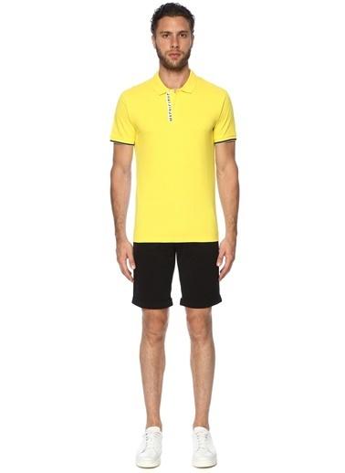 Que Tişört Sarı
